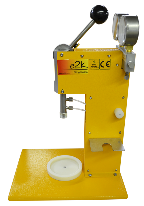 CAL2K E2K Manual Oxygen Filling Station | DDS Calorimeters