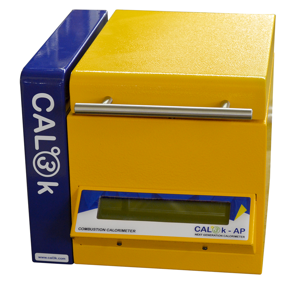 CAL3K-AP Oxygen Bomb Calorimeter System | DDS Calorimeters
