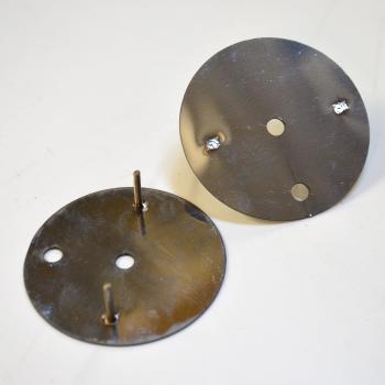 CAL3K Consumables - Deflector Plate | DDS Calorimeters