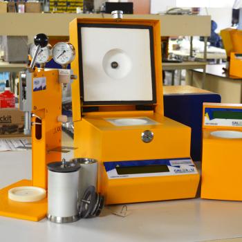 CAL3K-U Oxygen Bomb Calorimeter System