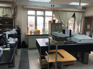 DDS Calorimeters - Training Sessions - Make a Booking