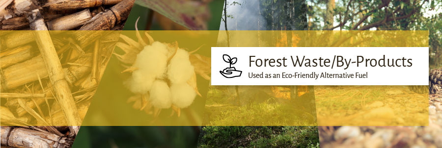 Using Forest Waste as an Alternative Fuel