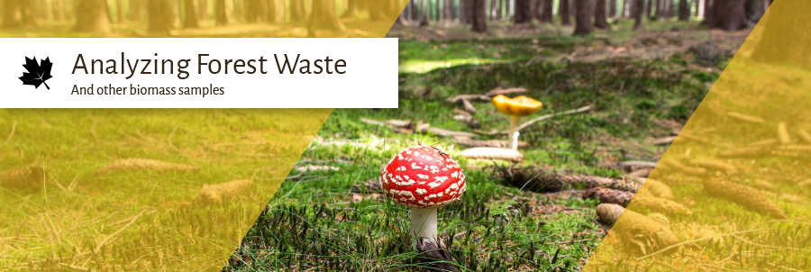 Using Forest Waste as an Alternative Fuel | DDS Calorimeters