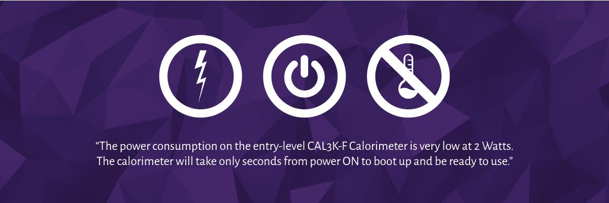 CAL3K-F Oxygen Bomb Calorimeter System - Low Power Consumption | DDS Calorimeters