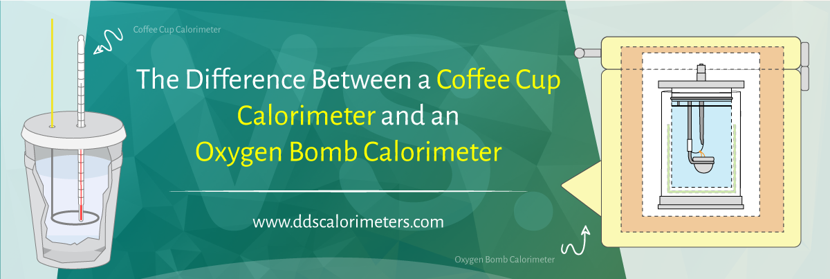 The Difference Between a Coffee Cup Calorimeter and a Bomb Calorimeter