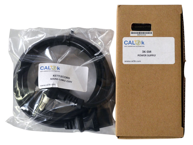 Air Cooler Installation Kit - CAL3K Consumables | DDS Calorimeters