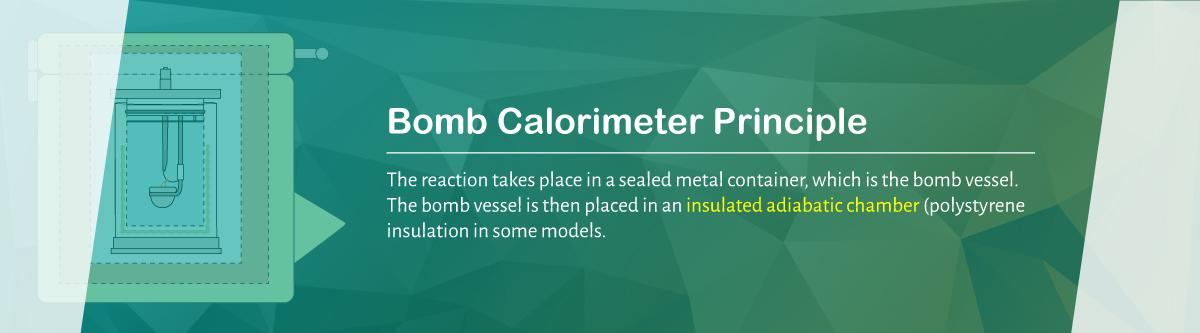 Bomb Calorimeter Principle | DDS Calorimeters