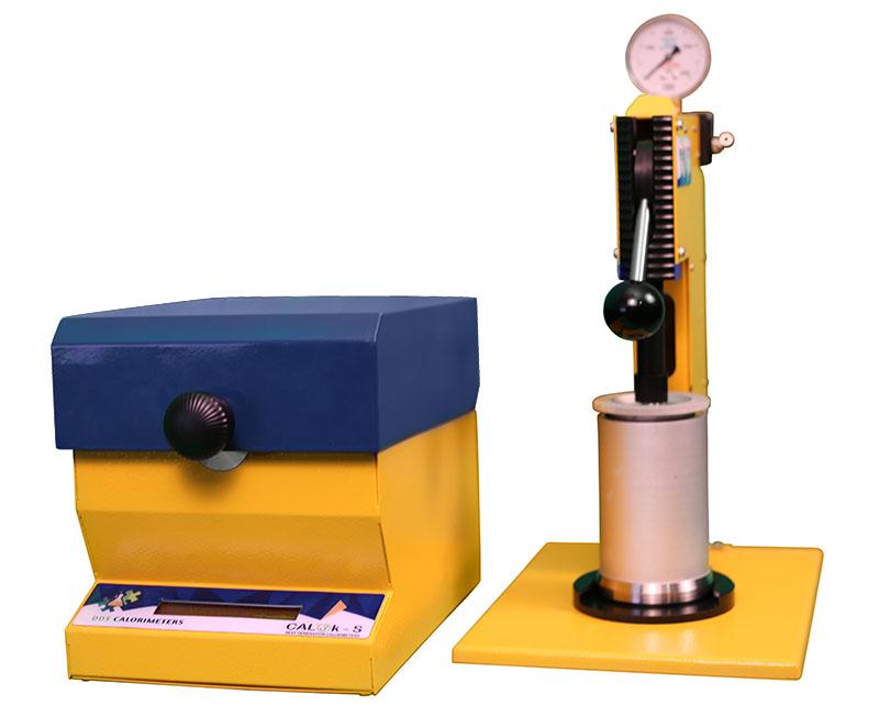 CAL3K-S Oxygen Bomb Calorimeter System | DDS Calorimeters